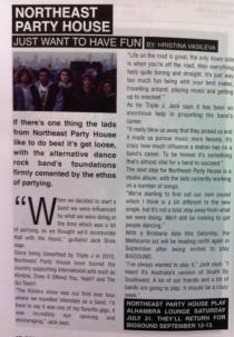 Published by Scene Magazine